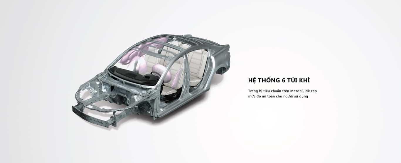 Mazda 6 - An toàn - image 5