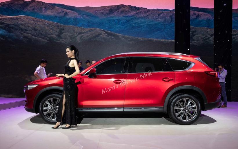 Đại Lý Xe Mazda Quận Phú Nhuận - Mazda CX-5 - cx5 trả góp