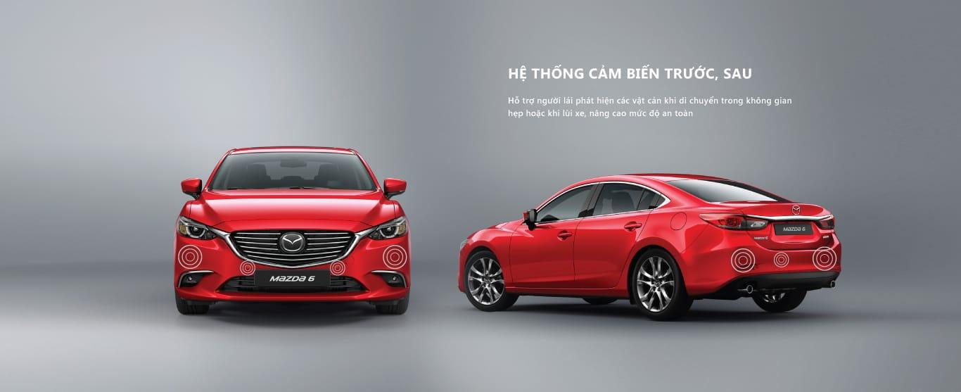 Mazda 6 - An toàn - image 3