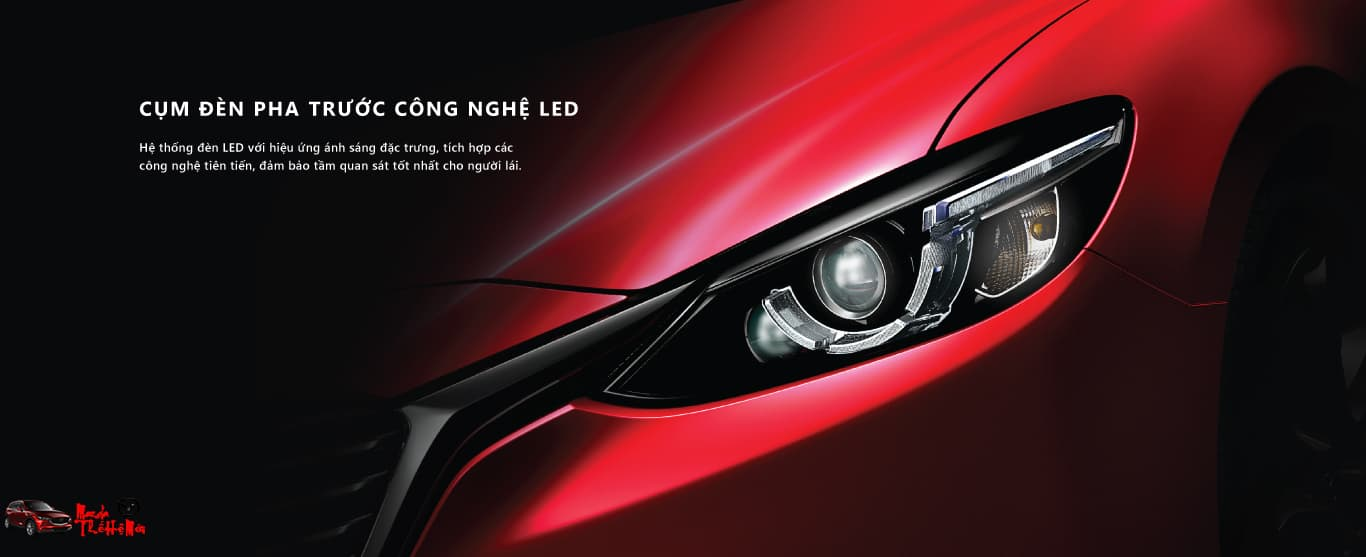 Mazda 6 - Ngoại thất - image 1
