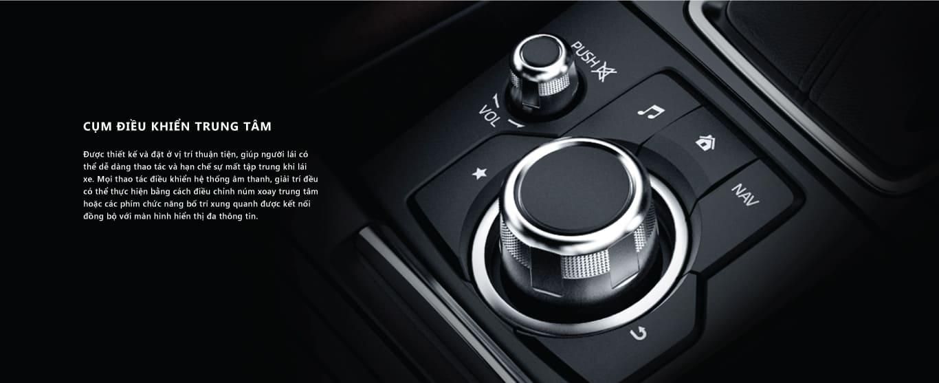 Mazda 6 - Nội thất - image 12