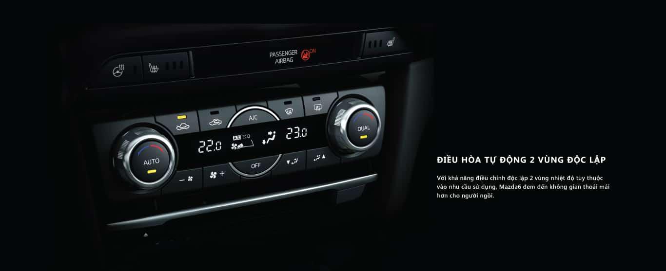 Mazda 6 - Nội thất - image 11