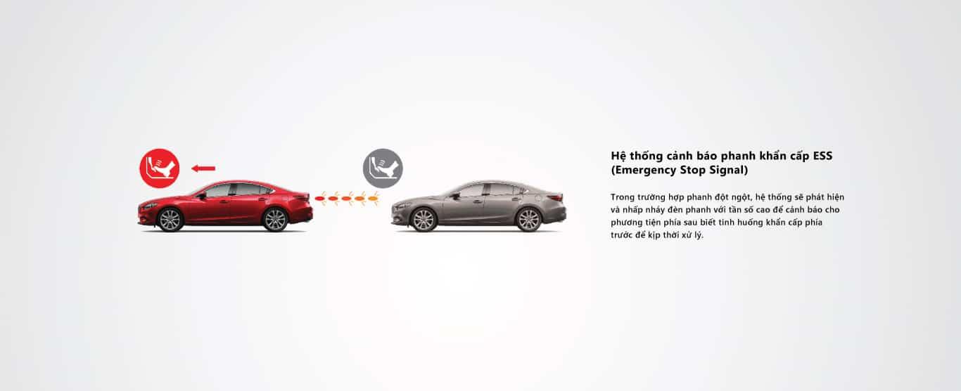 Mazda 6 - An toàn - image 6