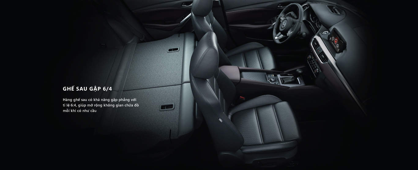 Mazda 6 - Nội thất - image 10