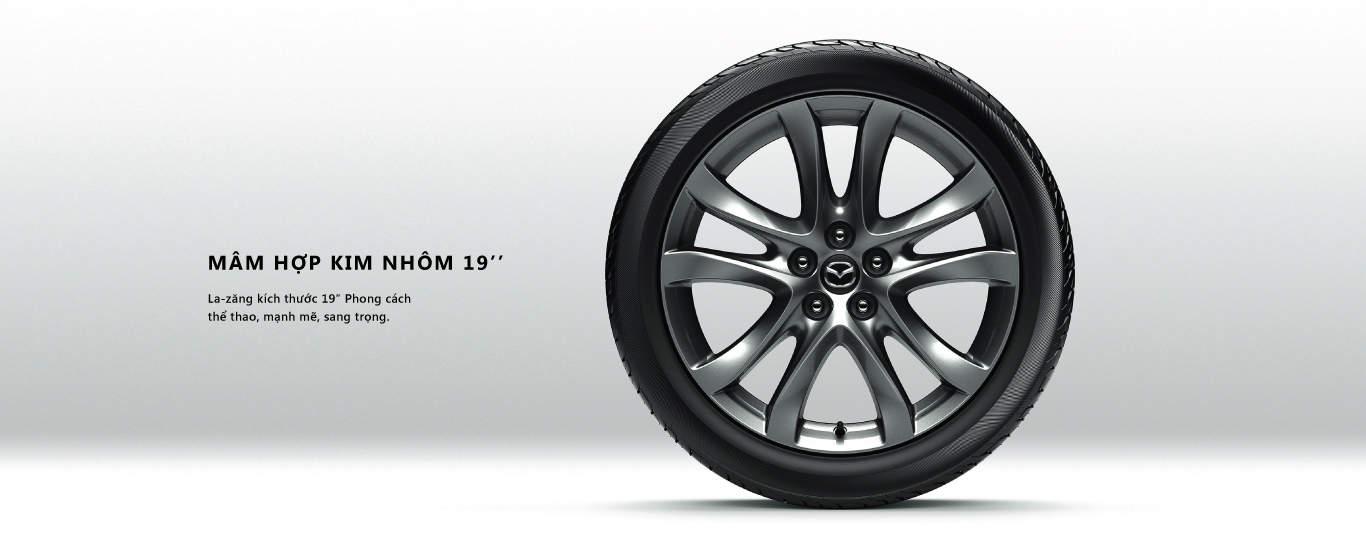Mazda 6 - Ngoại thất - image 6