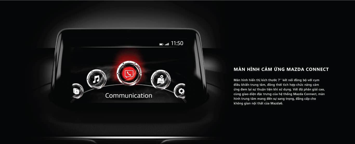 Mazda 6 - Nội thất - image 6
