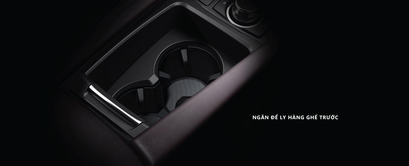 Mazda 6 - Nội thất - image 4