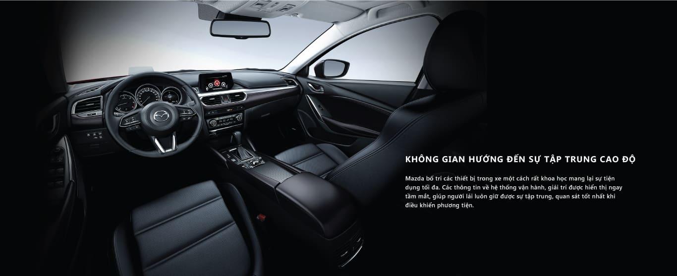 Mazda 6 - Nội thất - image 3