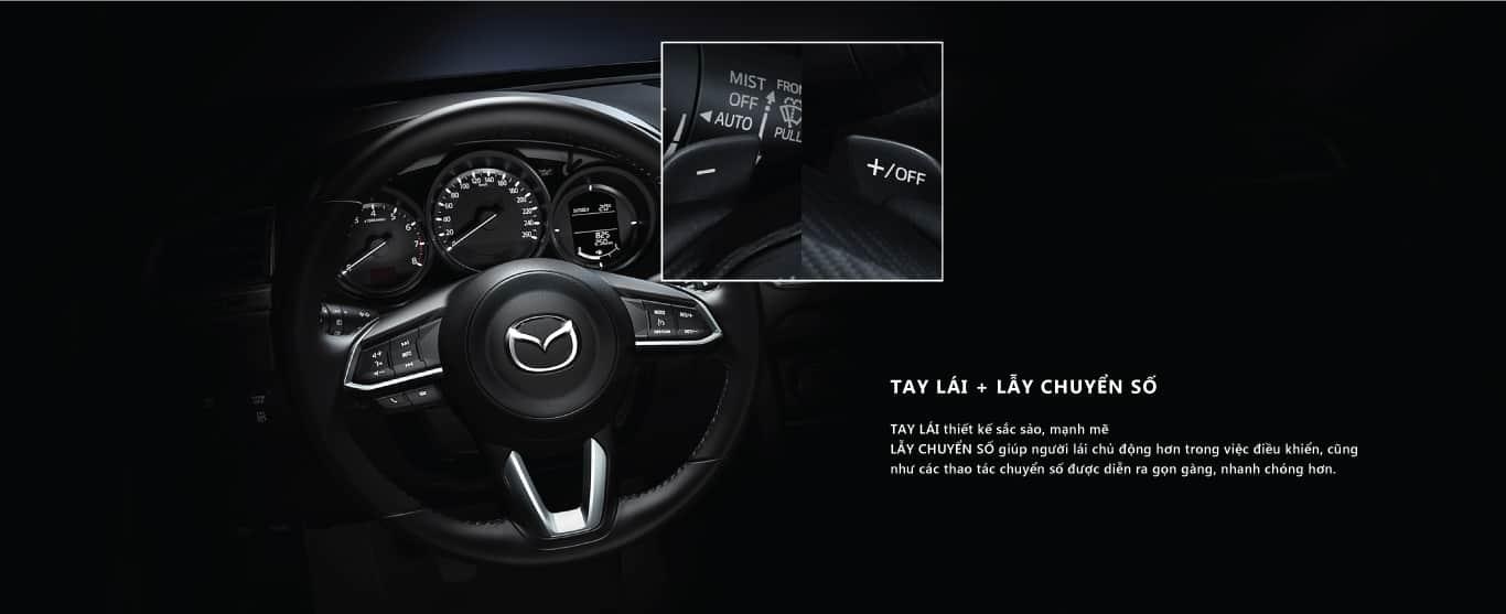 Mazda 6 - Nội thất - image 1