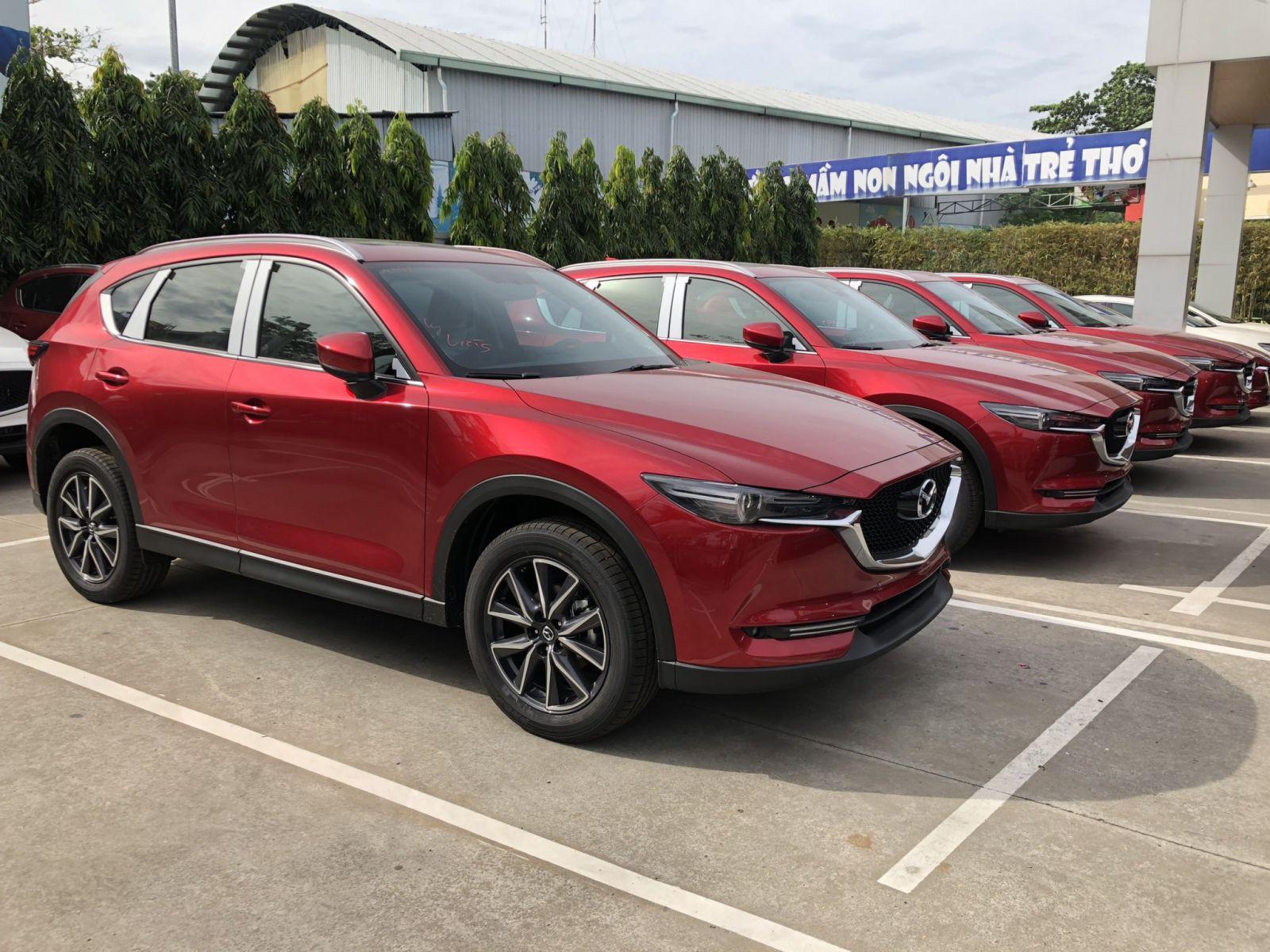 Đại Lý Xe Mazda Quận Phú Nhuận - Mazda CX-5- trả góp cx5